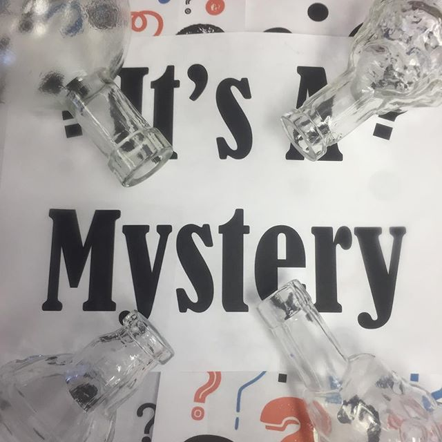 Taste The Mystery™️ @citywinedenver this afternoon / evening! We have some awesome 🍷, excellent 🎶, and it's FREE! Come start the evening right! 🍾😋 🍇🤔😮