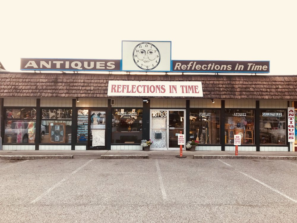 Shop with us @ Reflections In Time - 18763 Hwy 305Poulsbo, WA 98370