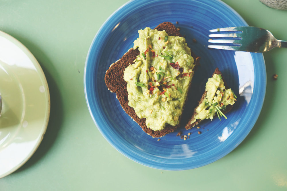 Avocado Toast will always be insanely photogenic no matter how it's prepared; why is this?