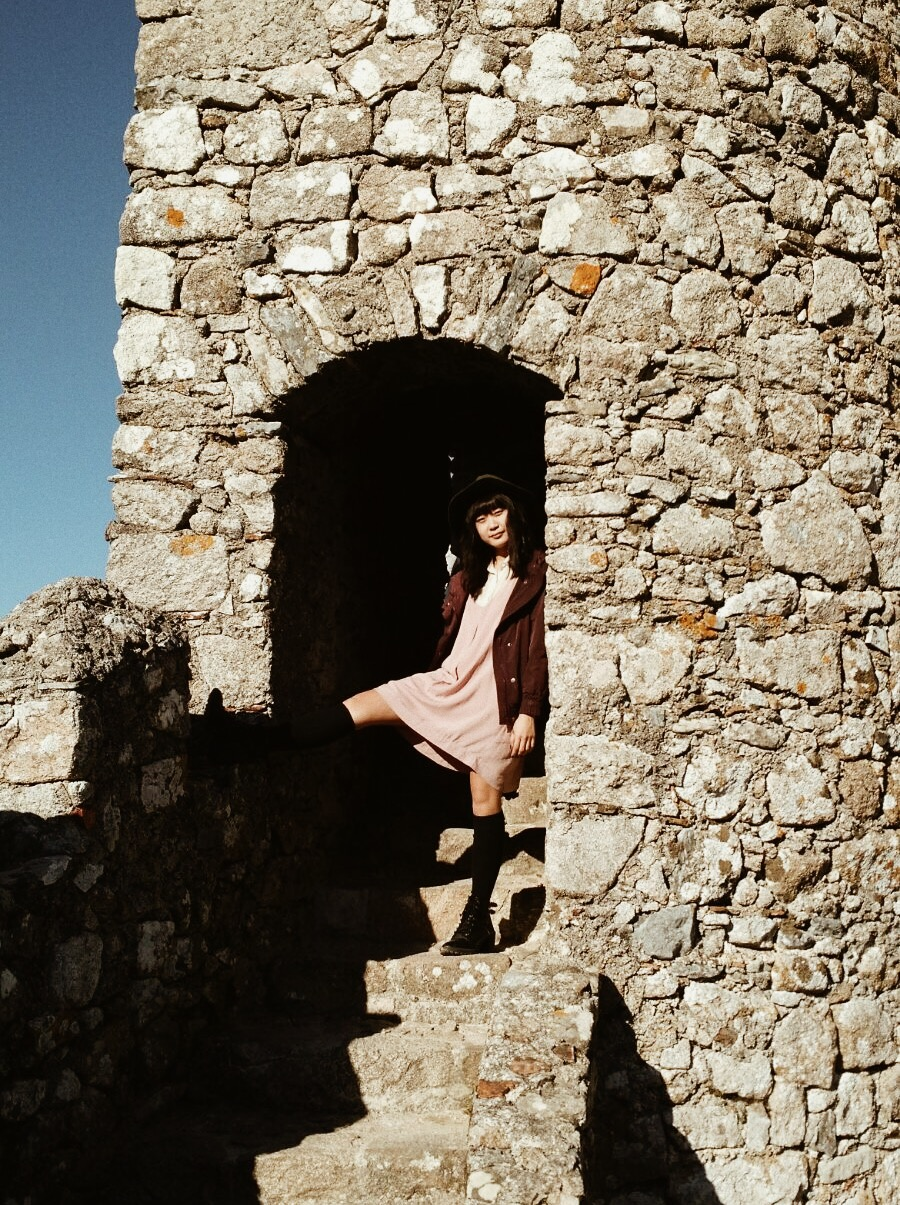 & Away We Went | Castle of the Moors | Travel Wanderlust | Portugal