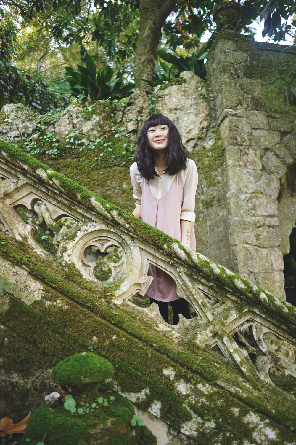 & Away We Went Travel Blog | Sintra, Portugal | Quinta da Regaleira |