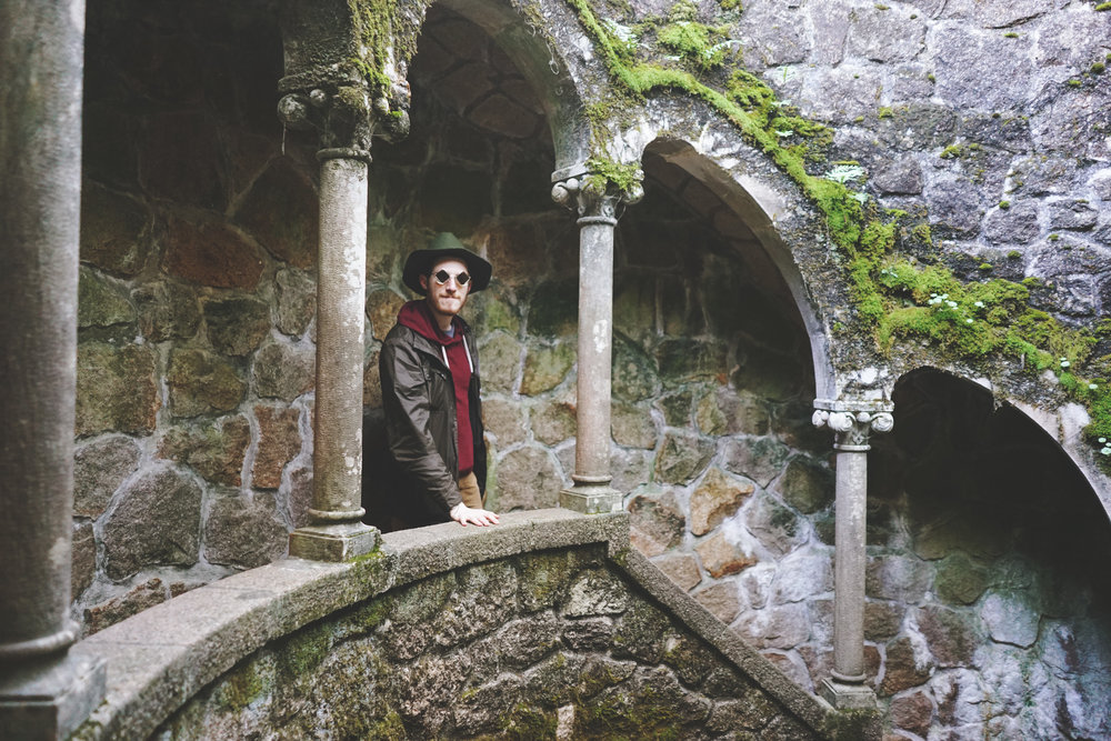 The Initiation Well necessitates magician sunglasses.