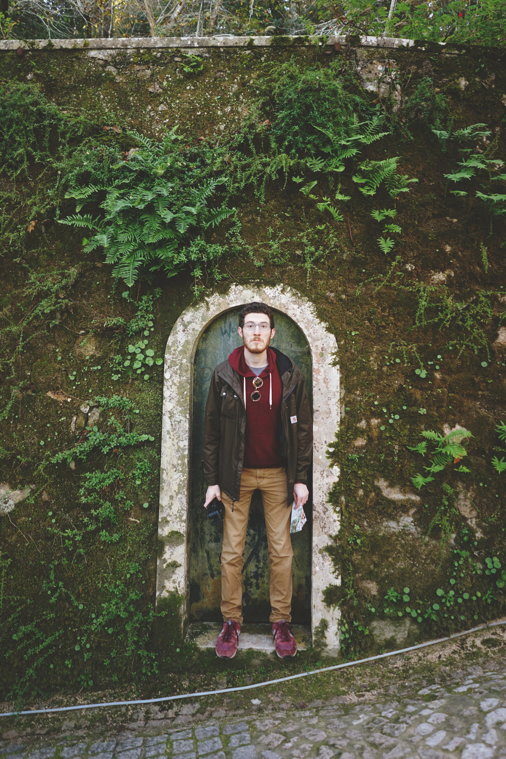 & Away We Went Travel Blog | Sintra, Portugal | Quinta da Regaleira