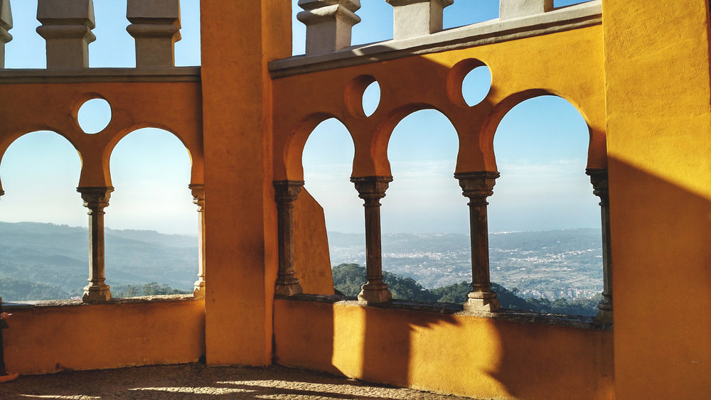 & Away We Went | #Travel Blog Wanderlust | Sintra, Portugal | Pena Palace