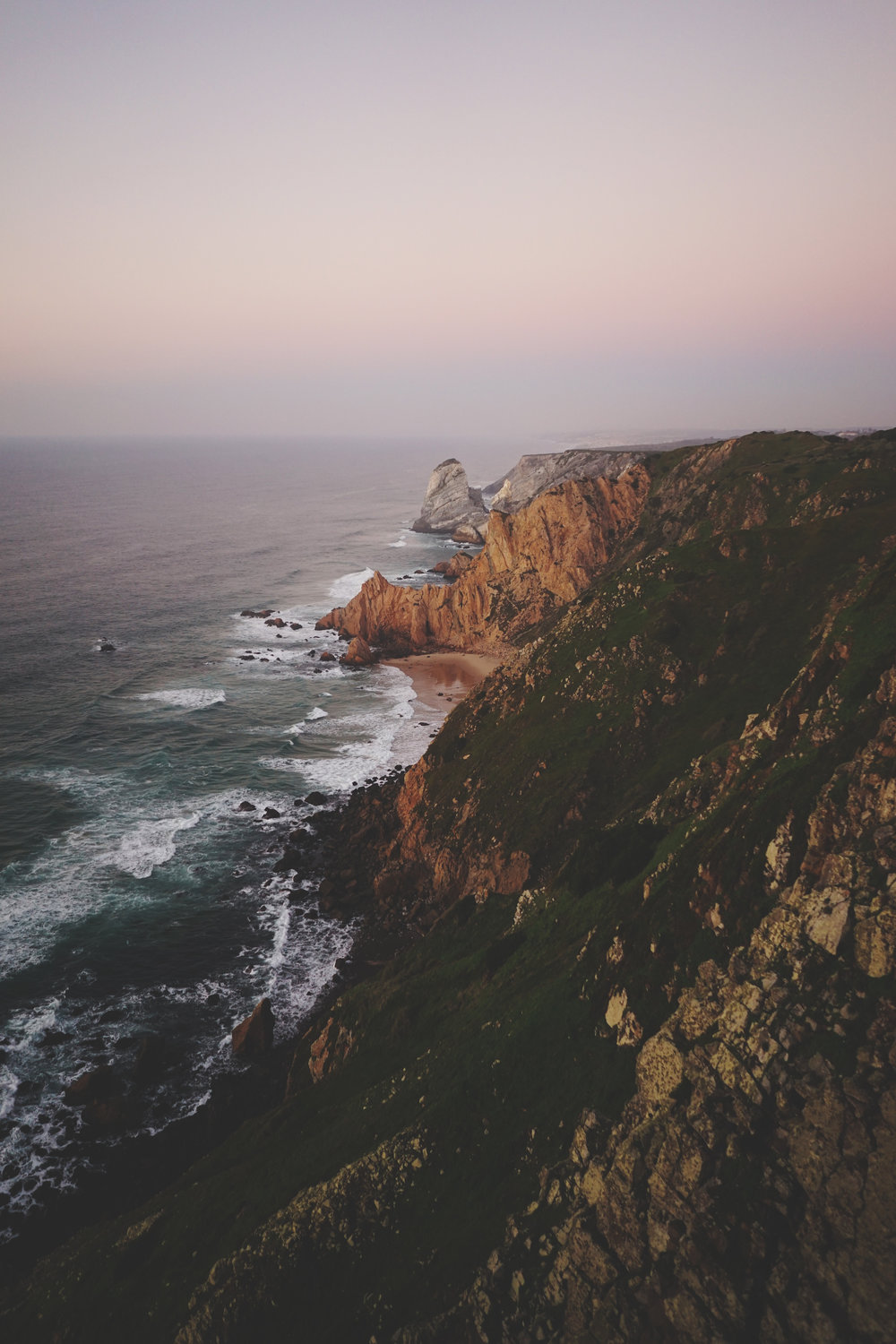 & Away We Went | Cabo da Roca | Portugal