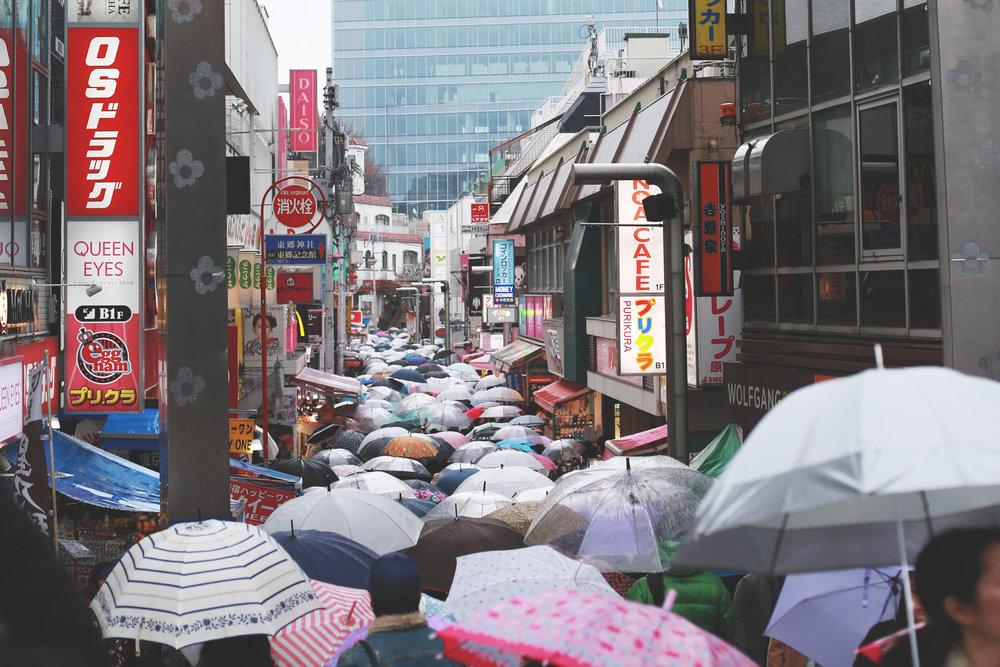 Exploring Tokyo   From Shinjuku to Shibuya   Walking Itinerary