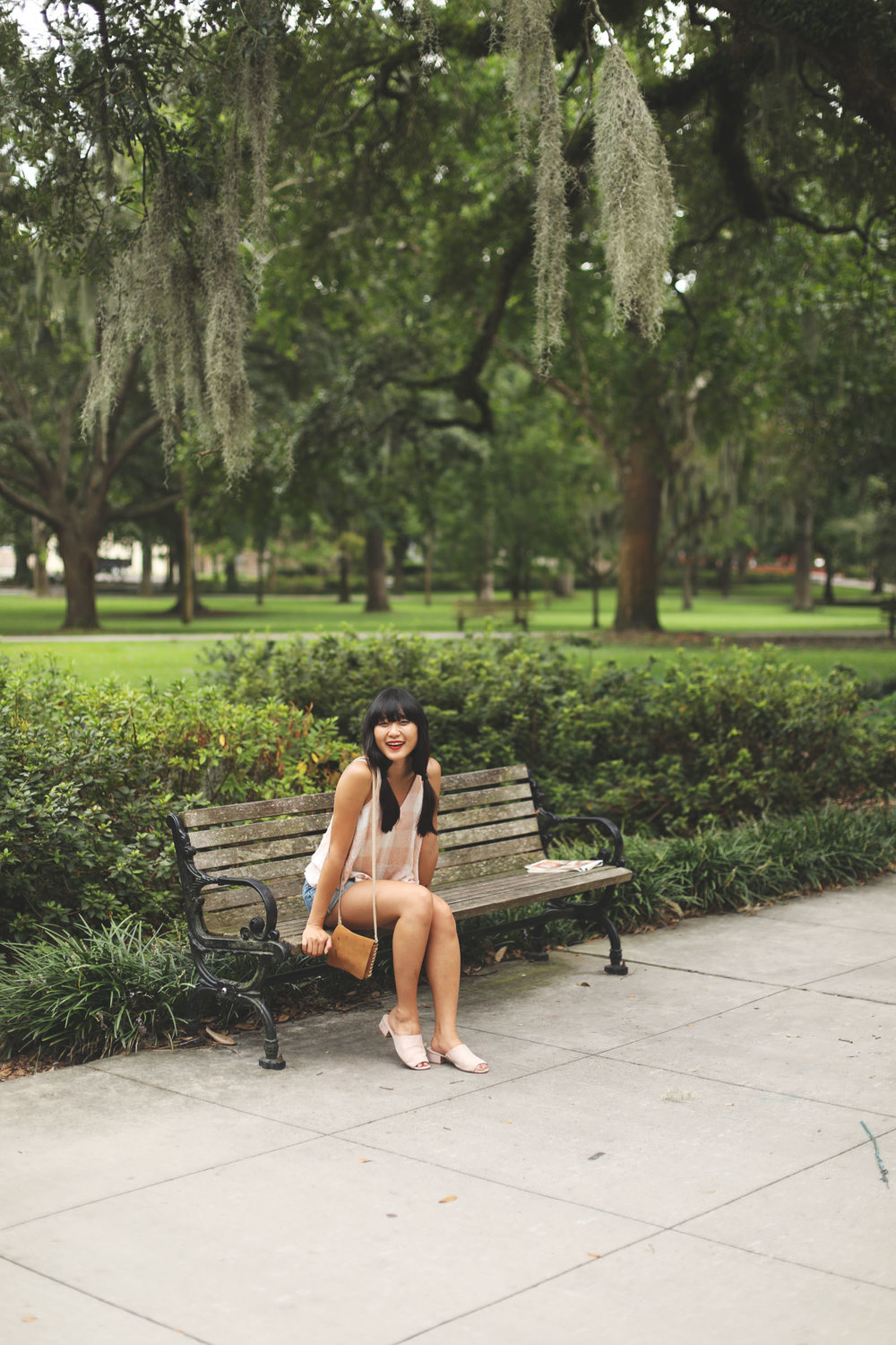 Most Instagram Worthy Spots in Savannah Georgia | #Travel