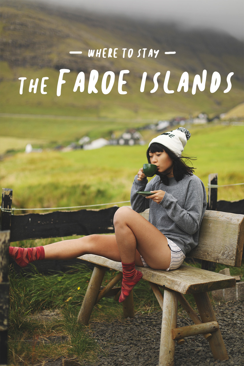 Where to Stay in the Faroe Islands | Lodging, Hotel, AirBnb, Guesthouse | #Travel #Wanderlust | And Away We Went | Unique Cheap Accommodations