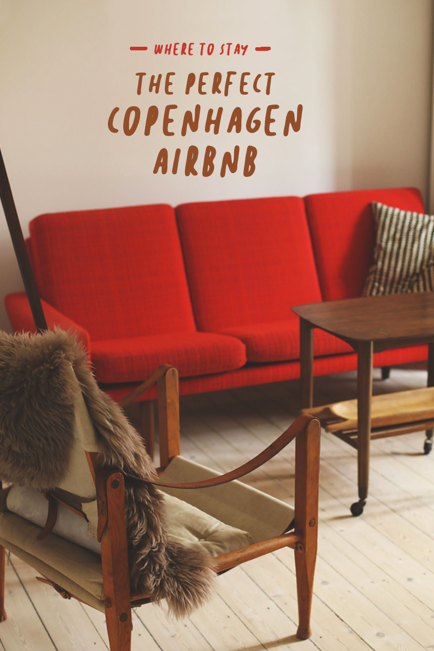 The Perfect Copenhagen Airbnb | Where to Stay in Denmark | Lodging | #Travel #Wanderlust | And Away We Went Travel Blog