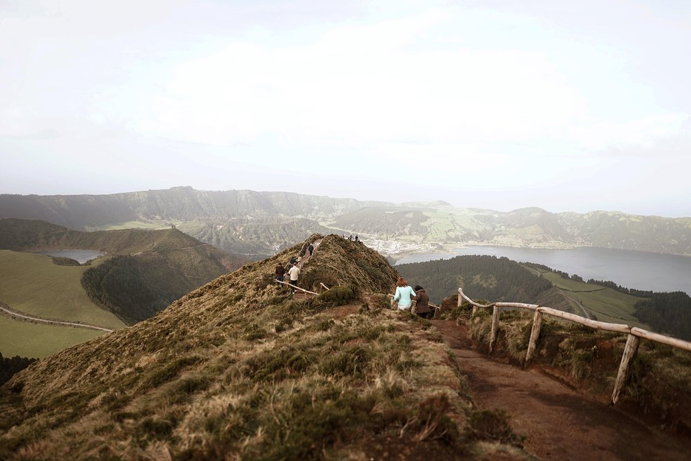 Miradouro da Boca do Inferno Vista Point | The Azores | Ponta Delgada | Portugal Island | Travel Blog Wanderlust