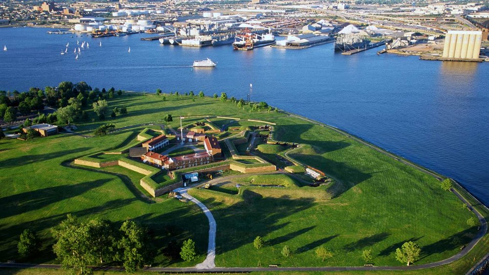 Fort McHenry, preservationmaryland.org