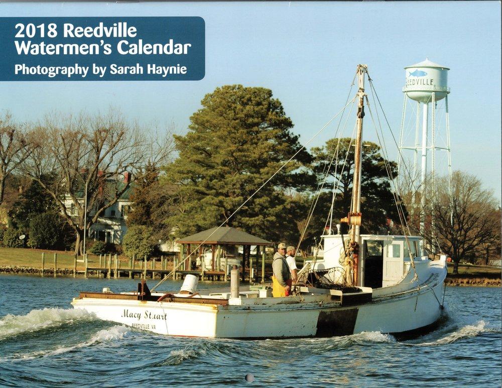 2018 Reedville Watermans Calendar.jpg