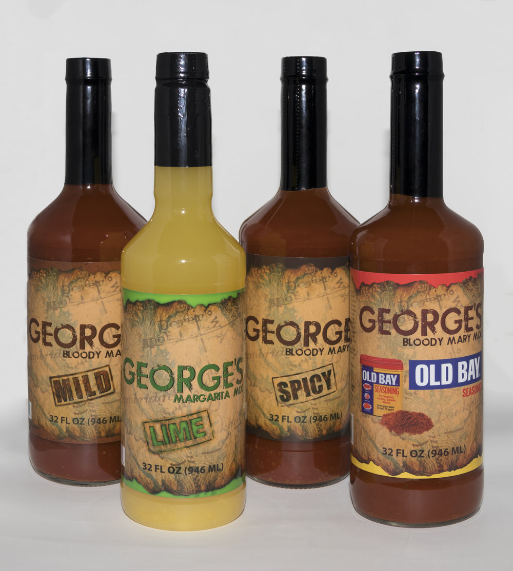 George's Bloody Mary Mix