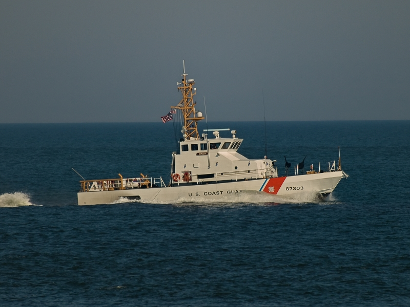 USCG Cutter Mako, Photo by Lorraine Merrill, shipspotting.com