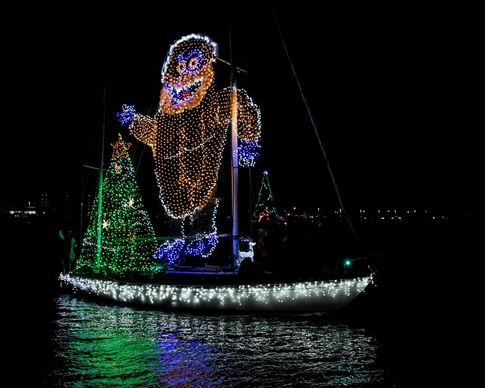 Boats on Parade in Annapolis: Watch in Person, or Watch in Your PJs ...