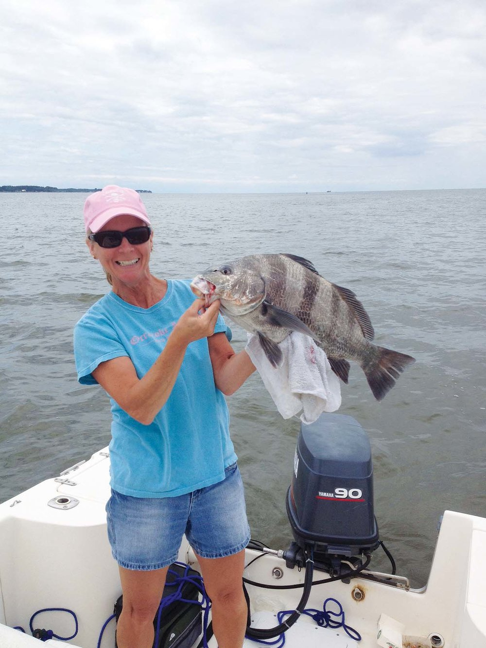 Black Drum  Photo by Bob Grimes/courtesy md Dnr