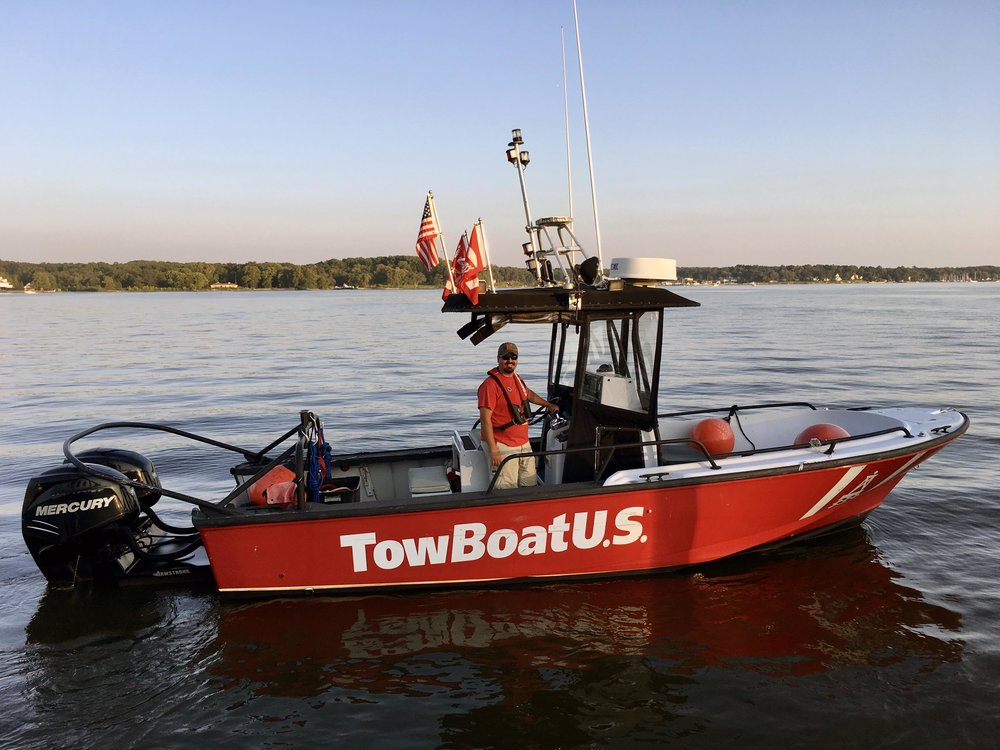 Meshey now owns four TowBoatUS ports.