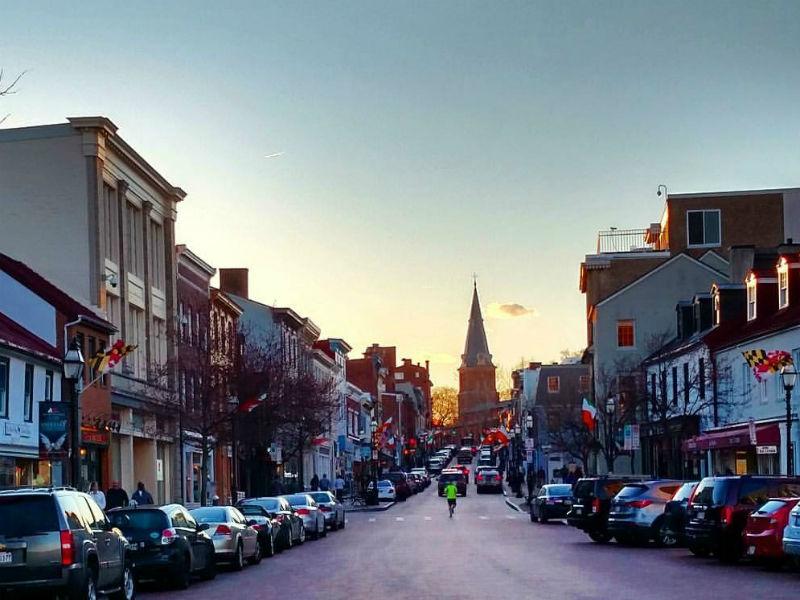 Photo: Christina Csaszar/ Preservation Maryland