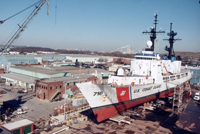 Coast Guard Yard