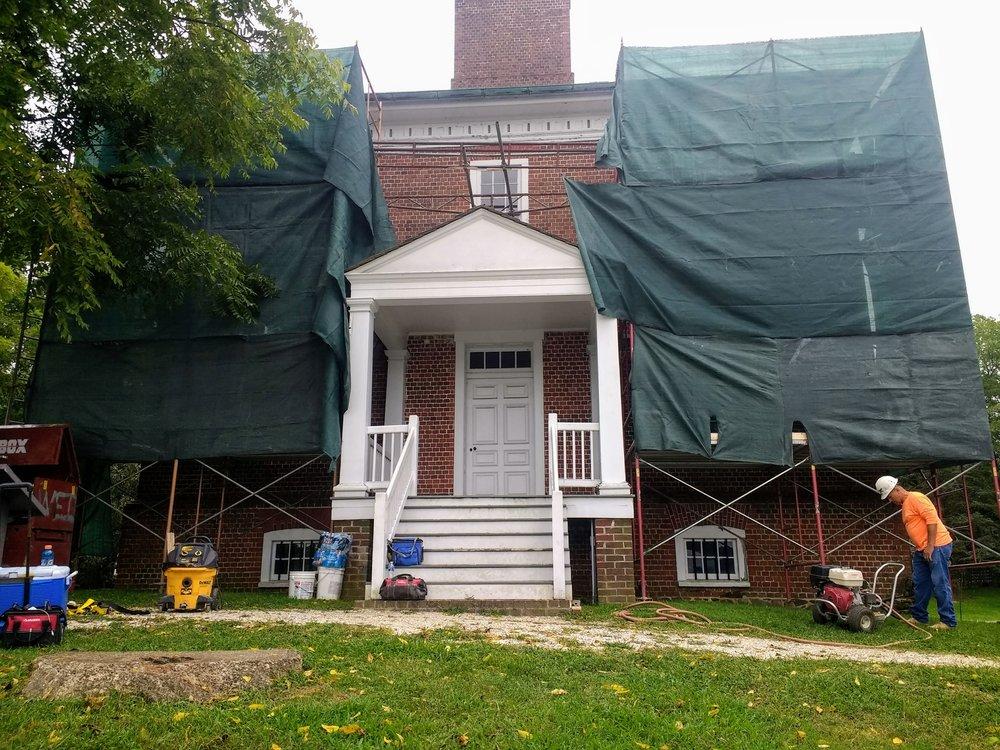 WBH Day 2 horizontal scaffolding covered.jpg