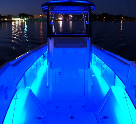 Popular LED lights could cause interference with VHF radio reception.