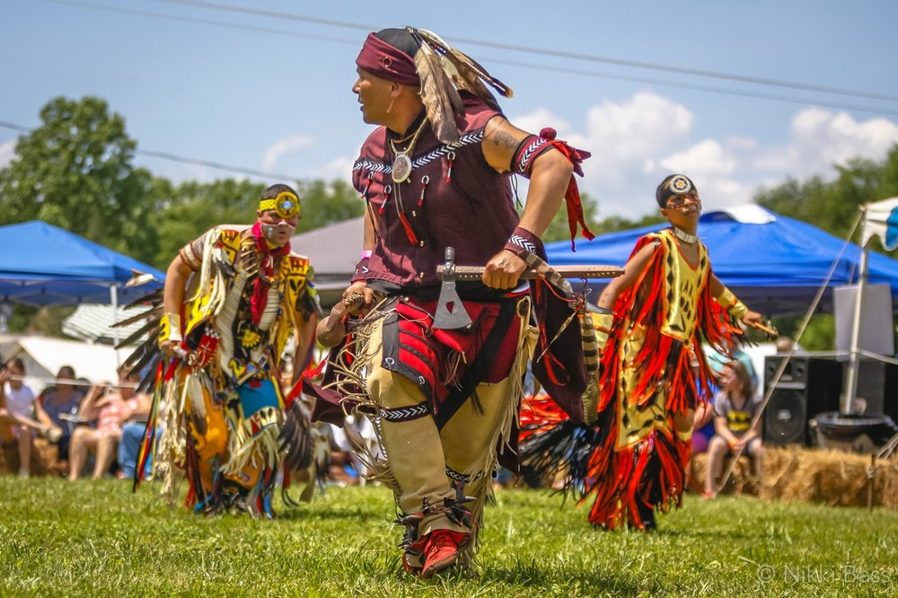 seven virginia tribes celebrate federal recognition on york river