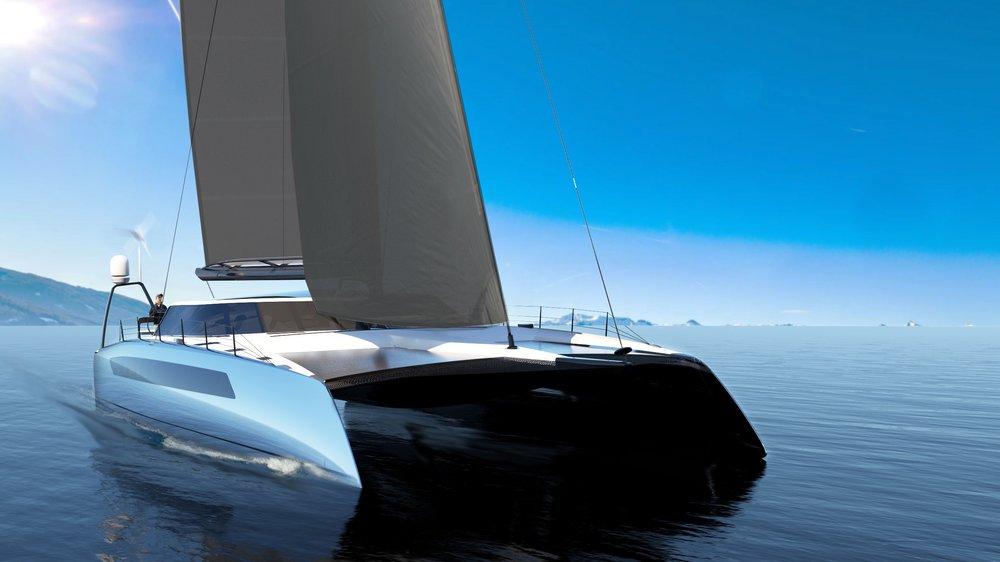 Daedalus Yachts D80
