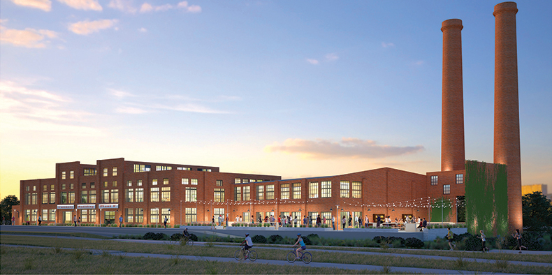 The future Phillips Packing House