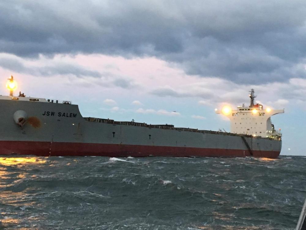 bulk carrier ship aground va beach.jpg