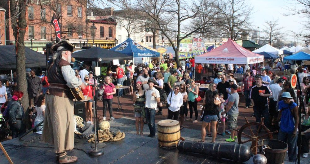 The popular Privateer Festival will keep its seafaring feel, but expand to include more facets of Fells Point's history this year.