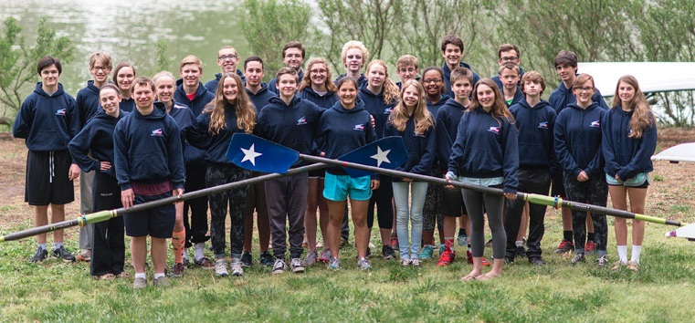 Talbot County's Freedom Rowers, a non-profit youth rowing team, received a BlueFuture grant in 2018. It serves student-athletes ages 13 to 18.