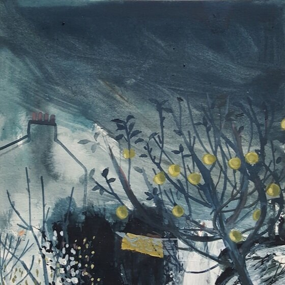 WINTER APPLE TREE sold