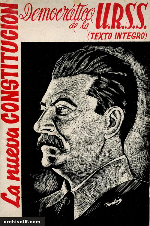 Constitución de la URSS (1936) - se lee en el Foro ?format=500w
