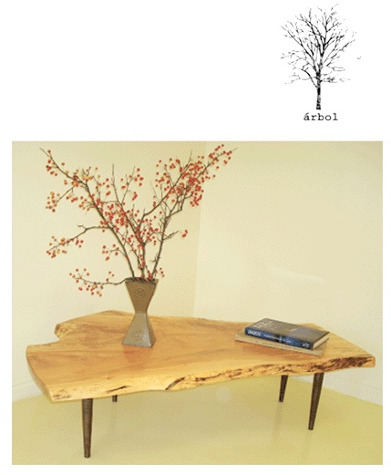 Long Valley Coffee Table