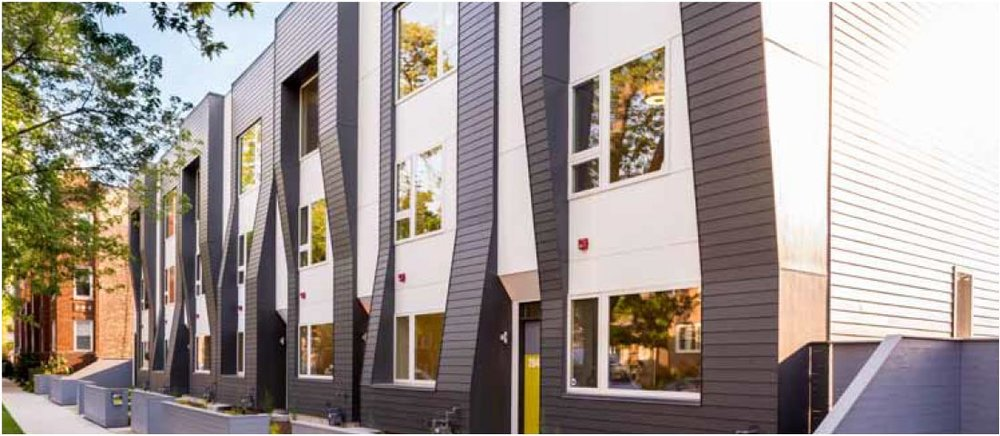 FLEXHOUSE 2 | LOGAN SQUARE  Featured in Builder Magazine