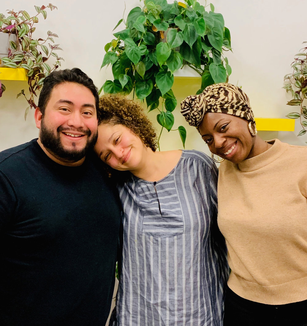 Bridgeport, CT food business owners Dave Benot of Dave's Angry Sauce, Chef Raquel of A Pinch of Salt, and Marsha Jeune of Love Breakfast talk about their passions for food, supporting Black and Brown owned food businesses, and spreading fresh food love in their communities.