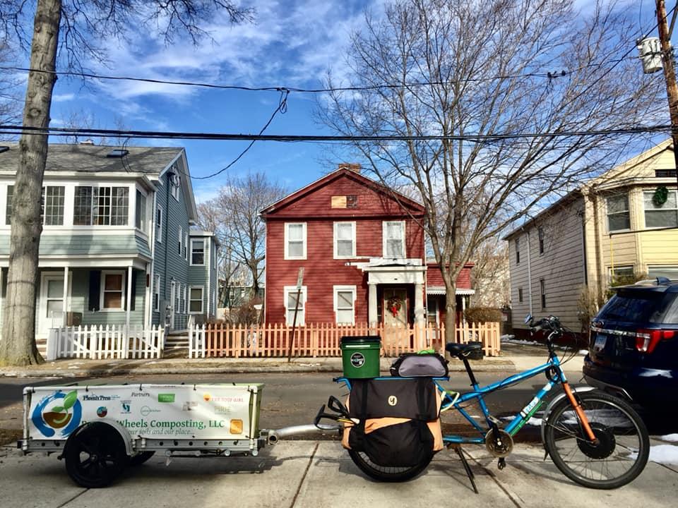 Peels and wheels bike on street.jpg
