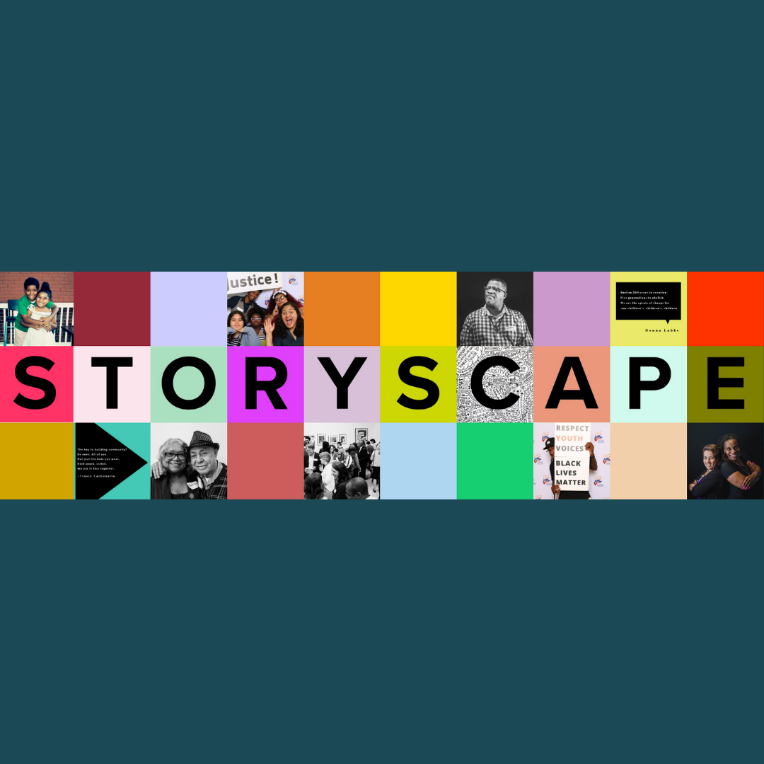 STORYSCAPE — THE TABLE UNDERGROUND