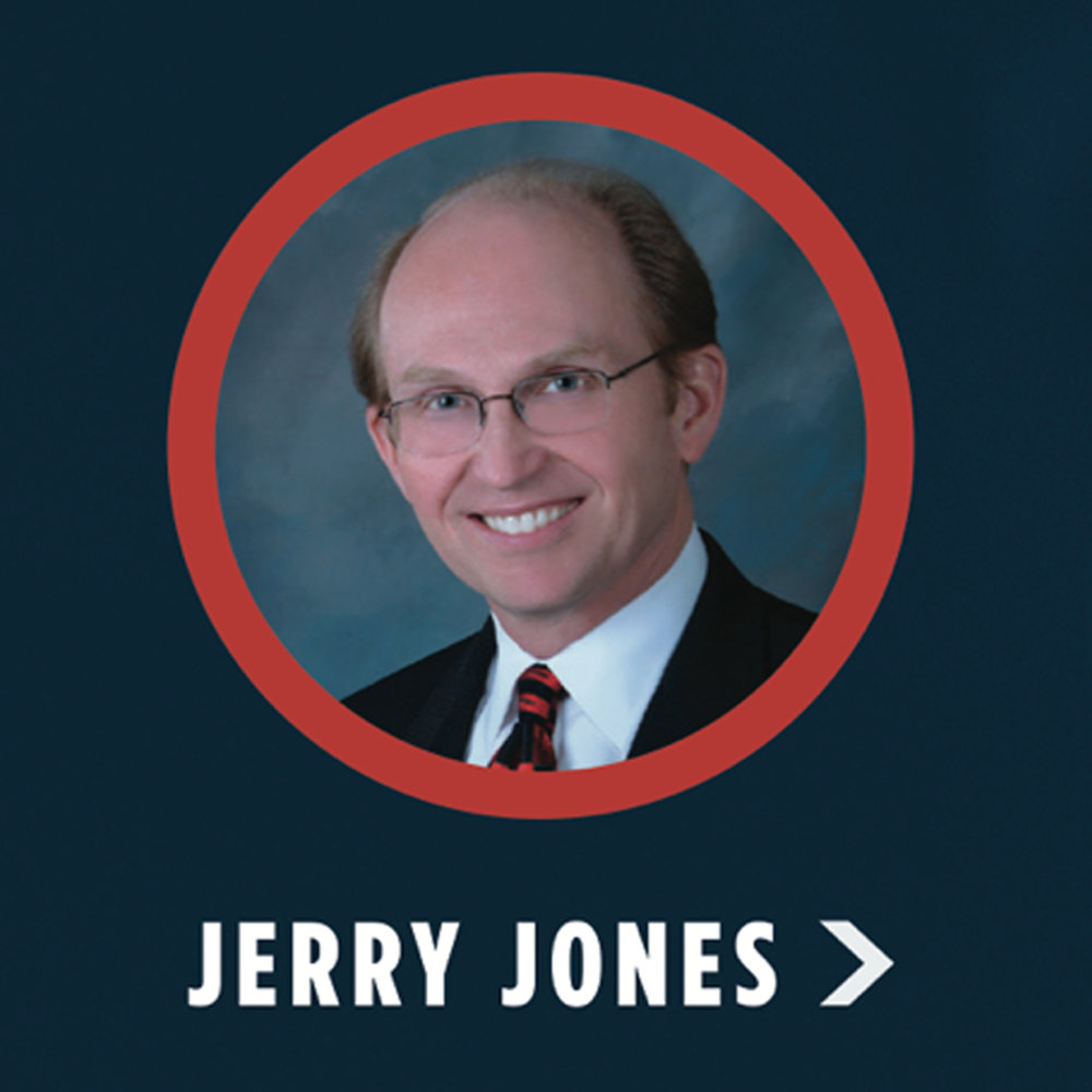 Jerry Jones Bio