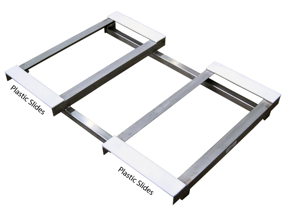 Seismic Safety Tray (upside down)