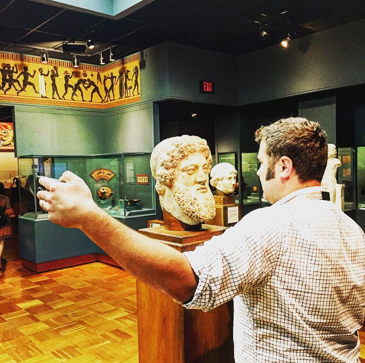 ROM Selfie Guide