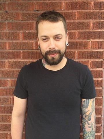Brad Kukura - Brad Kukura,30 ans,chef cuisinier chez Tapeo, Montreal.