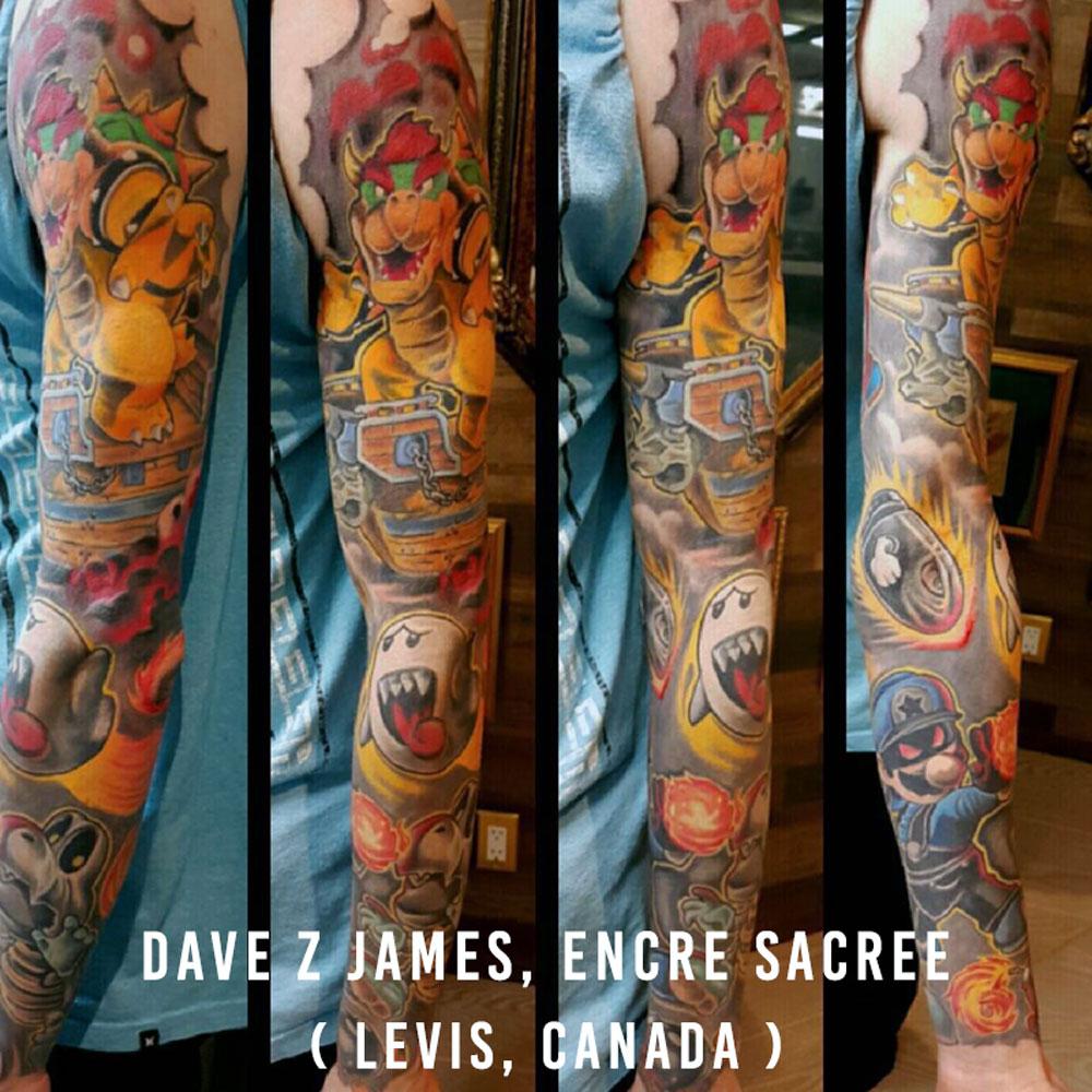 Dave Z James