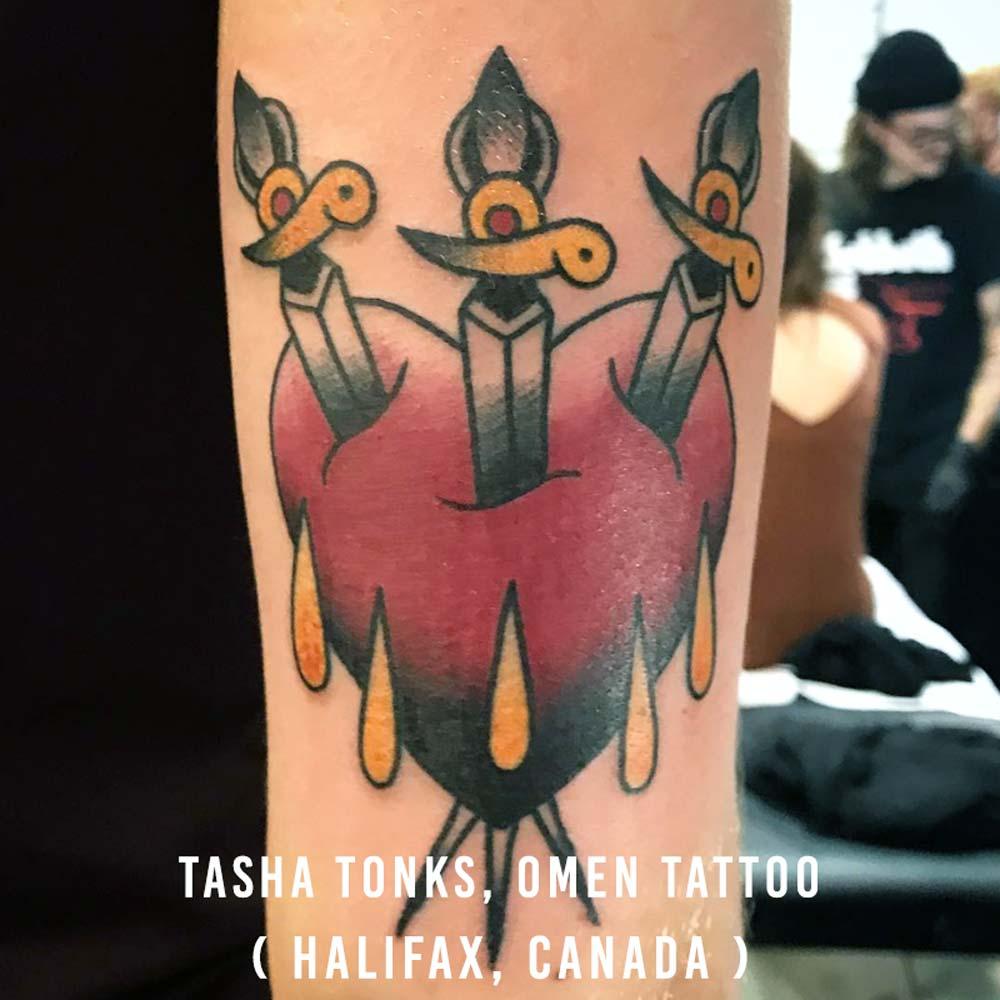 Tasha Tonks