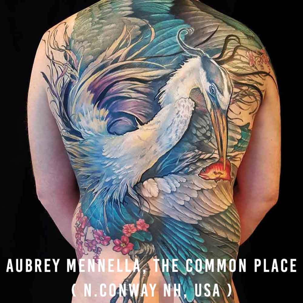 Aubrey Mennella, The Common Place