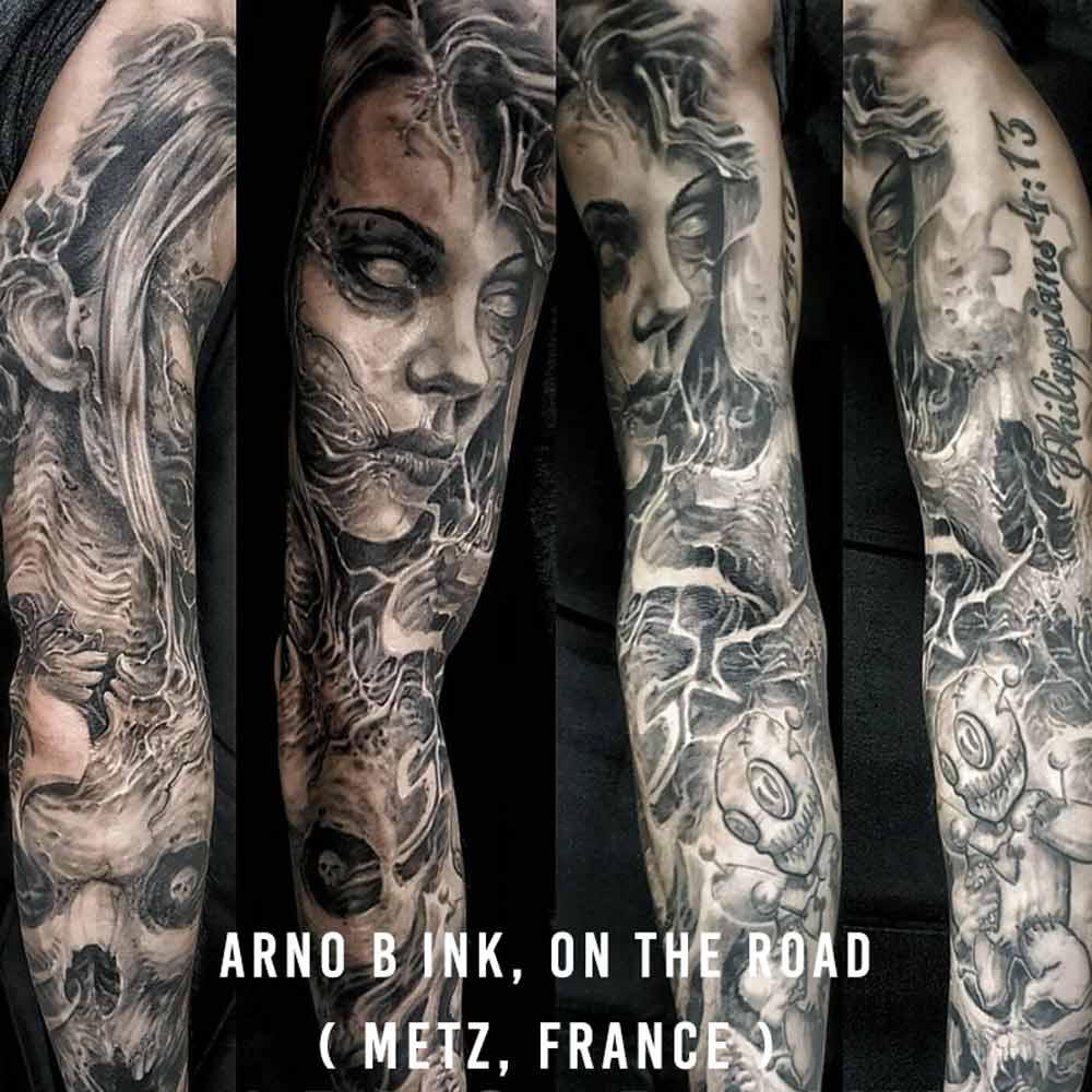 Arno B Ink