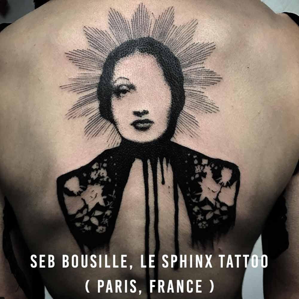 Seb Bousille, Le Sphinx Tattoo