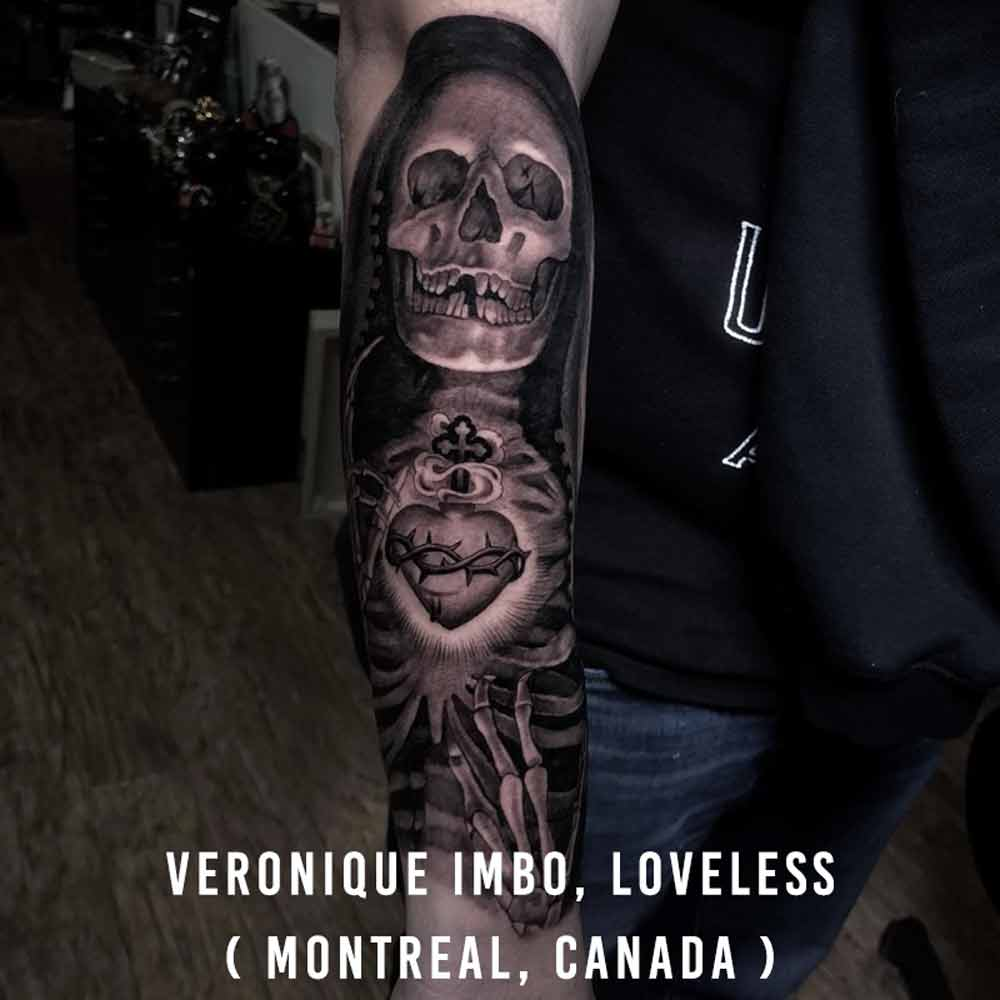 Veronique Imbo, Loveless Tattoo
