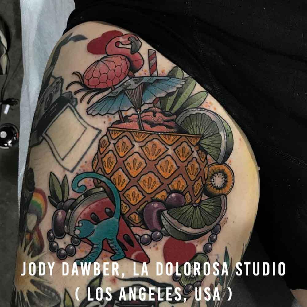 Jody Dawber