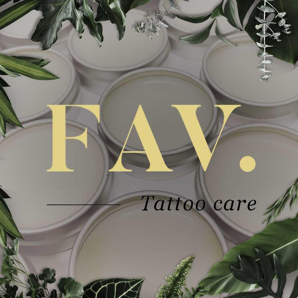 FAV Tattoo Care